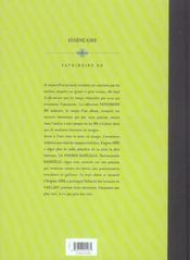 La pension radicelle - 4ème de couverture - Format classique
