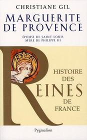 Marguerite de Provence ; épouse de Saint-Louis, mère de Philippe III - Intérieur - Format classique