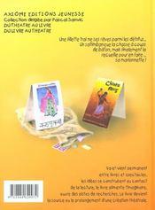 Chintu ; La Petite Danseuse Indienne - 4ème de couverture - Format classique