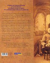 Memoires Du Monde - 4ème de couverture - Format classique