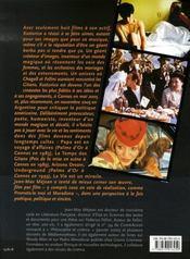 Emir kusturica - 4ème de couverture - Format classique