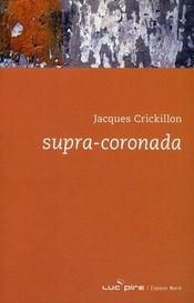 Supra-coronada - Couverture - Format classique