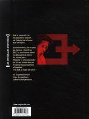 Exit ; intégrale t.1 à t.3 - 4ème de couverture - Format classique