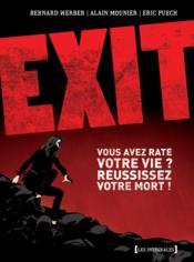 Exit ; intégrale t.1 à t.3 - Couverture - Format classique