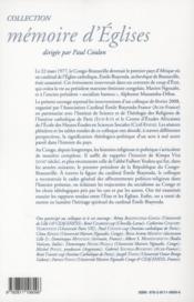 Cardinal biayenda et le congo-brazzaville - 4ème de couverture - Format classique
