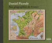 Nos géographies de France - Couverture - Format classique