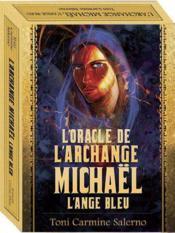 L'oracle de l'archange Michaël, l'ange bleu ; coffret - Couverture - Format classique