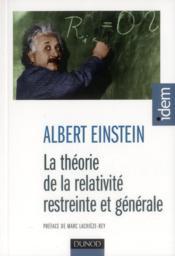 telecharger La theorie de la relativite restreinte et generale (2e edition) livre PDF en ligne gratuit