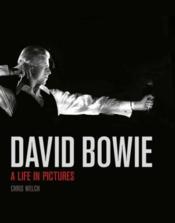 David Bowie - Une vie en images - Couverture - Format classique
