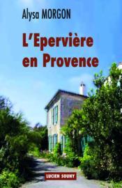L'épervière en Provence - Couverture - Format classique