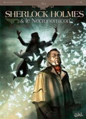 Sherlock Holmes et le Necronomicon t.2 ; la nuit sur le monde - Couverture - Format classique