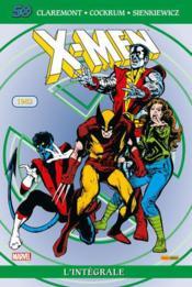 X-Men ; INTEGRALE VOL.6 ; 1982 - Couverture - Format classique