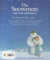 The Snowman And The Snowdog (+ Cd) - 4ème de couverture - Format classique