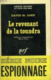 Le Revenant De La Toundra. Collection : Serie Noire N° 1048 - Couverture - Format classique