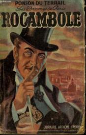 Les Drames De Paris. Rocambole.Collection Le Livre Populaire. Incomplet. - Couverture - Format classique