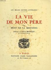 La Vie De Mon Pere - Couverture - Format classique