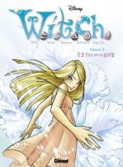 Witch - saison 2 t.2 - Couverture - Format classique
