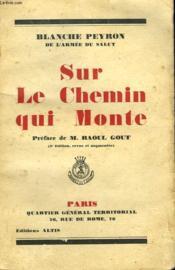 Sur Le Chemin Qui Monte - Couverture - Format classique