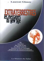 Extraterrestres : les messagers du new age - Couverture - Format classique
