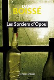 Les sorciers d'Opoul - Couverture - Format classique