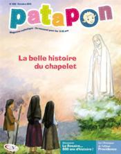 Patapon N.400 ; la belle histoire du chapelet - Couverture - Format classique