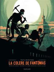 La colère de Fantômas T.2 ; tout l'or de Paris - Couverture - Format classique