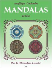 Mandalas de luxe - Couverture - Format classique