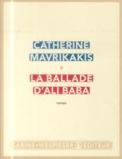 La ballade d'Ali Baba - Couverture - Format classique