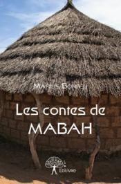 Les contes de Mabah - Couverture - Format classique