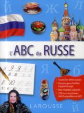 L'abc du Russe - Couverture - Format classique