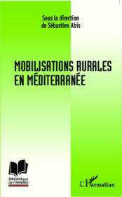 Mobilisations rurales en méditerranée - Couverture - Format classique