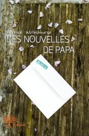 Des nouvelles de papa - Couverture - Format classique