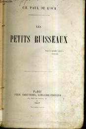 Les Petits Ruisseaux. - Couverture - Format classique