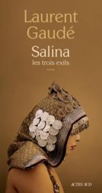 Salina, les trois exils - Couverture - Format classique