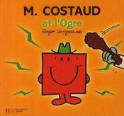 Monsieur Costaud et l'ogre - Intérieur - Format classique