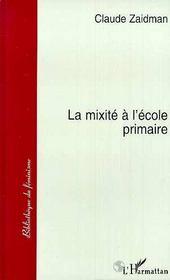 La Mixite A L'Ecole Primaire - Intérieur - Format classique