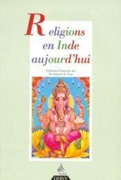 REVUE FRANCAISE DE YOGA ; religions en Inde aujourd'hui - Couverture - Format classique