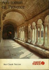 Art roman en provence - Couverture - Format classique