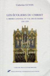 Ecoliers Du Christ - Couverture - Format classique
