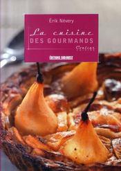 La cuisine des gourmands - Intérieur - Format classique