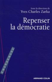Repenser la démocratie - Couverture - Format classique