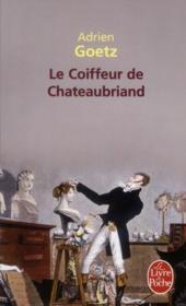 Le coiffeur de Chateaubriand - Couverture - Format classique