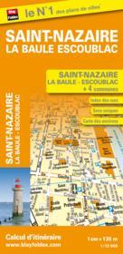 Saint-Nazaire - Couverture - Format classique