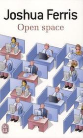 Open space - Couverture - Format classique