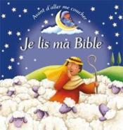Avant d aller me coucher, je lis ma bible - Couverture - Format classique