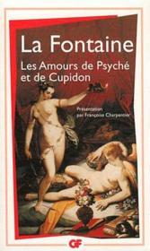 Les amours de Psyché et de Cupidon - Couverture - Format classique