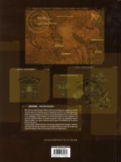 Seigneurs de guerre t.1 ; Marik - 4ème de couverture - Format classique