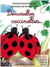 Demoiselles coccinelles... - Couverture - Format classique