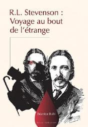 R. L. Stevenson : voyage au bout de l'étrange - Couverture - Format classique