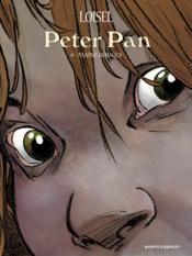 Peter Pan T.4 ; mains rouges - Couverture - Format classique